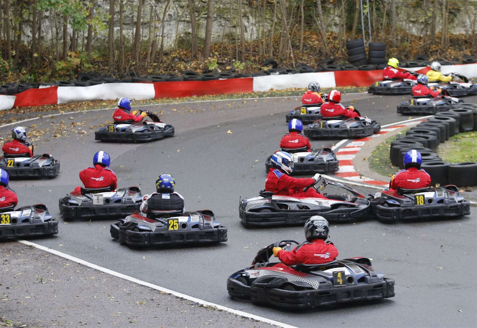 At-risk kart circuit set to reopen