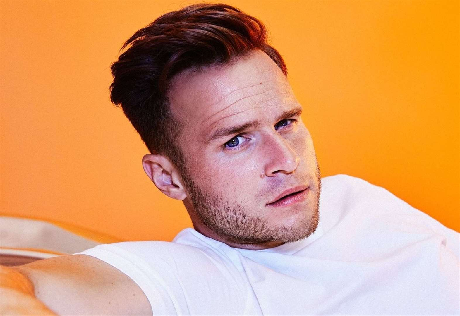 Olly Murs talks to kmfm Breakfast