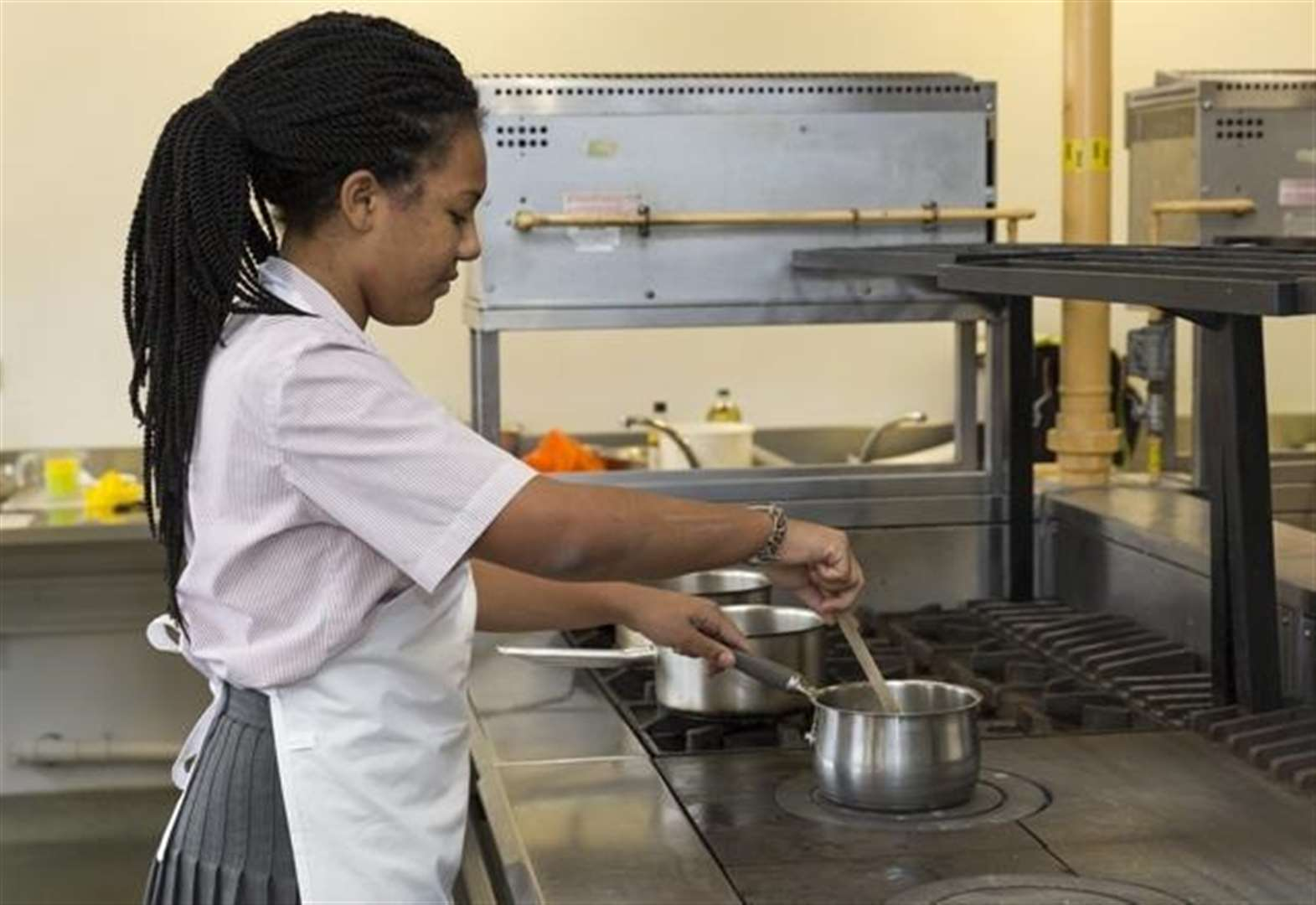 Young Cooks entry easy for secondary pupils