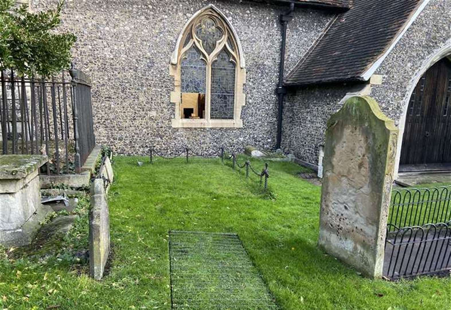 Church vandalised during break-in