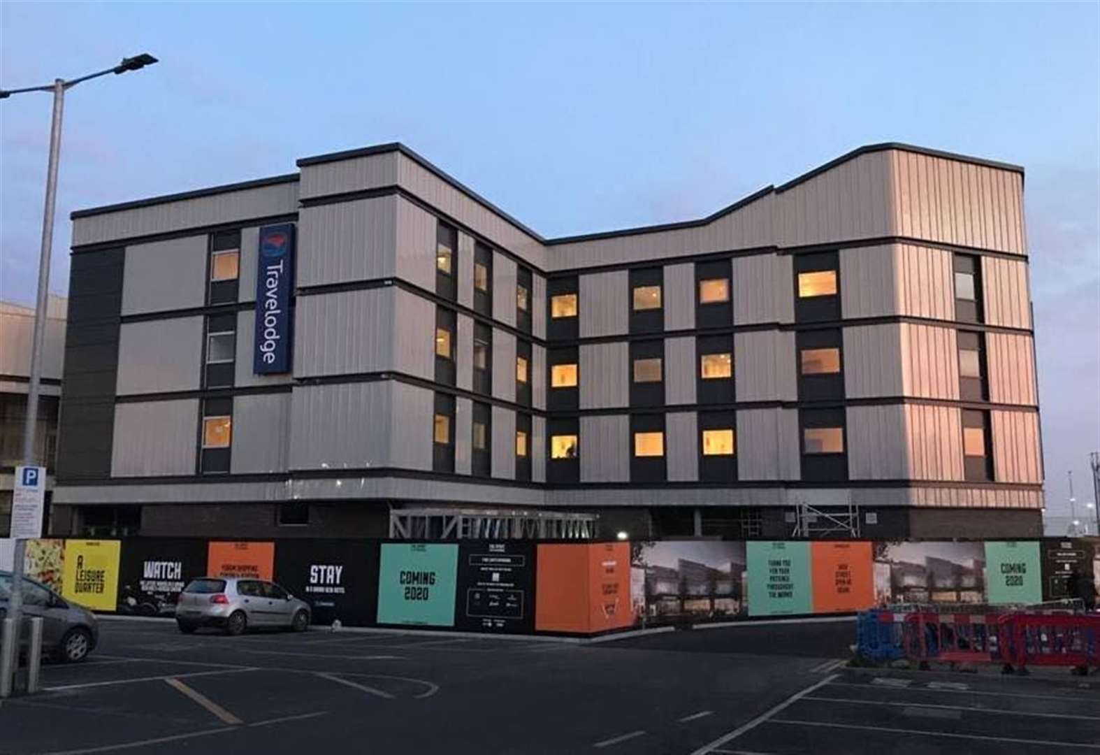 Travelodge Confirms New Spirit Of Sittingbourne Town Centre