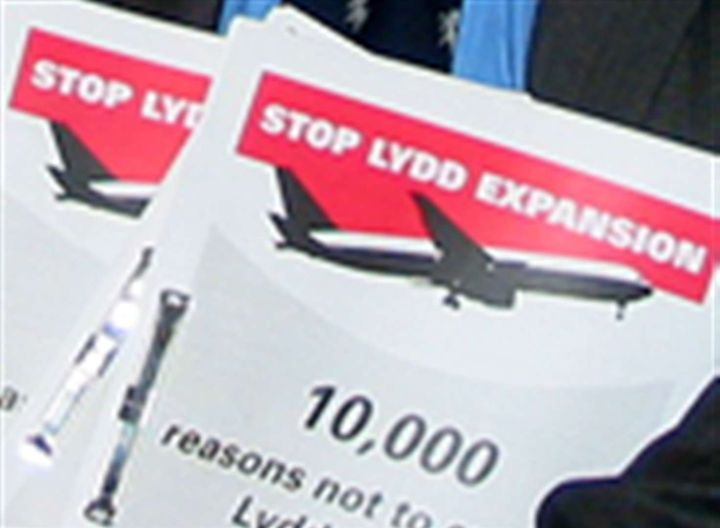 Are airport expansion plans 'irresponsible'? Join the debate