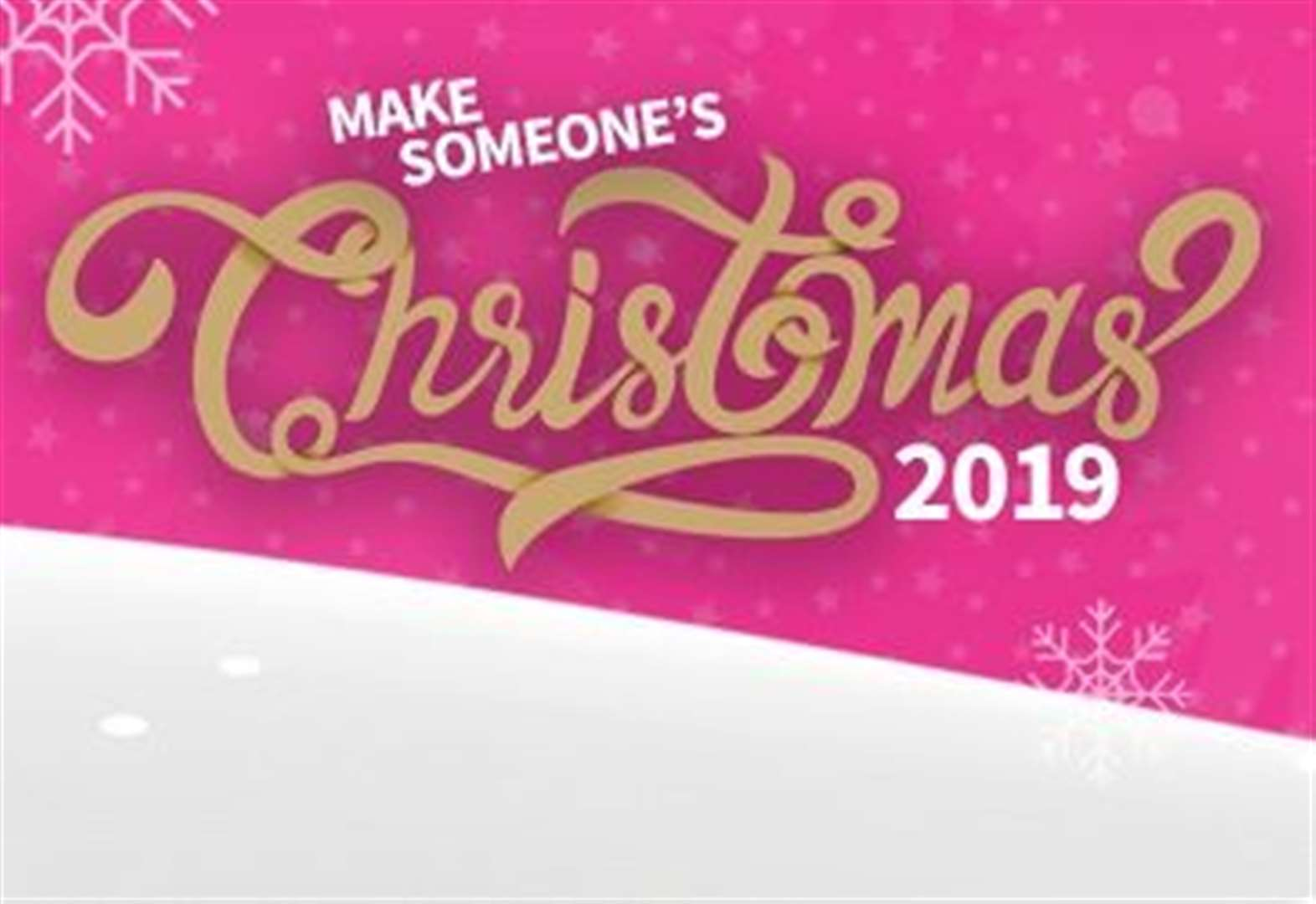 Make someone's Christmas with kmfm