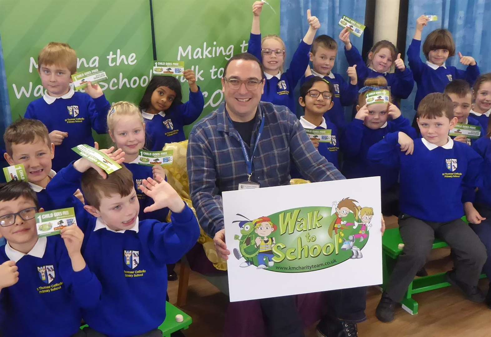 Eco pupils win fairytale prize
