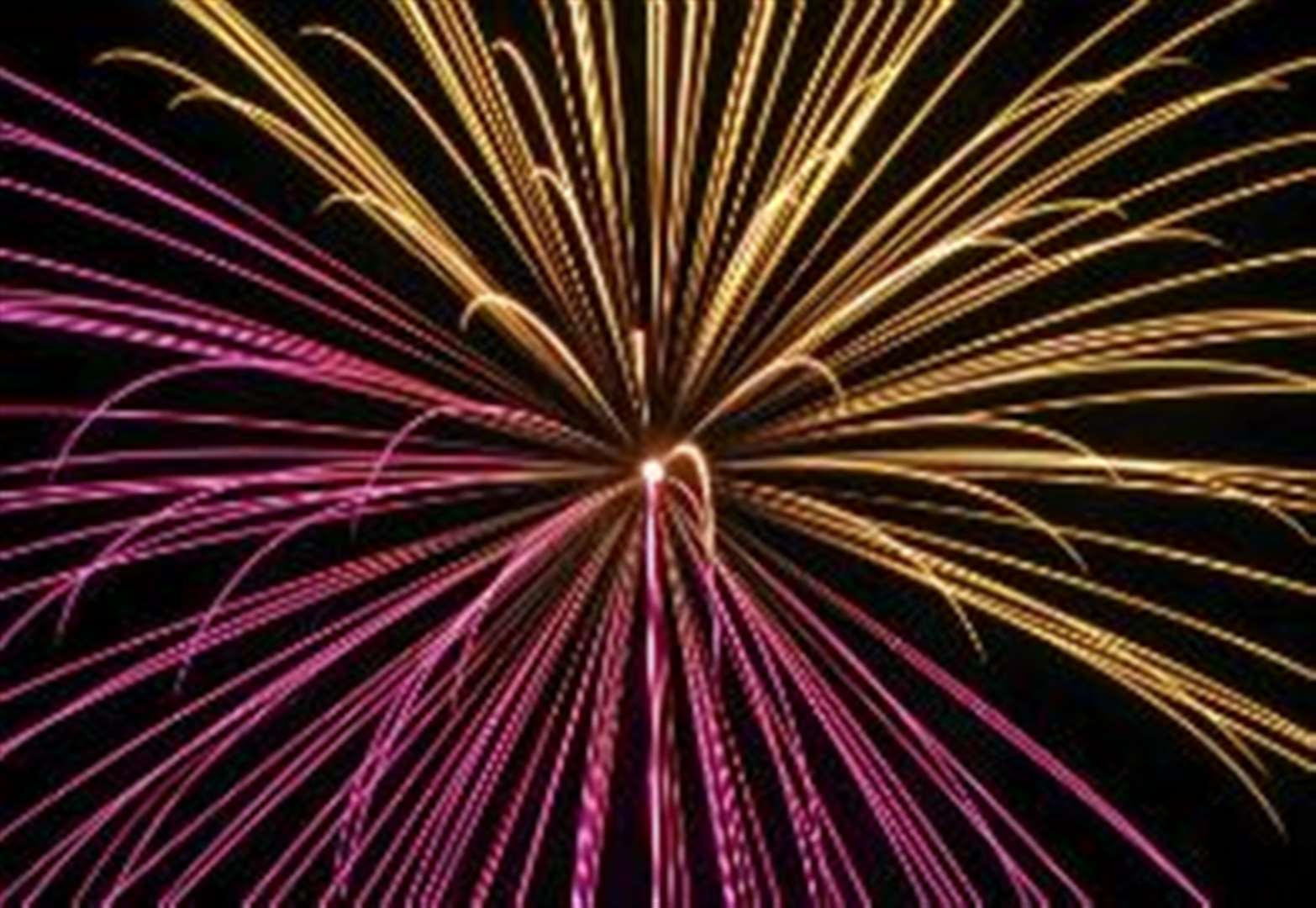 Fireworks displays in Kent for 2019