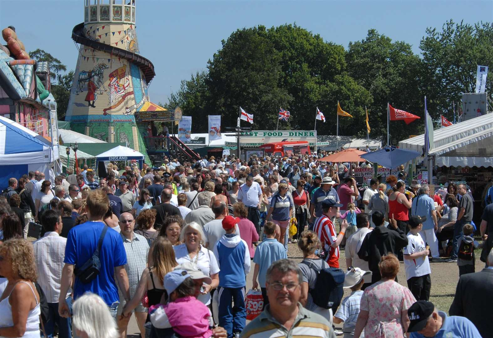 Kent County Show opens for 90th year
