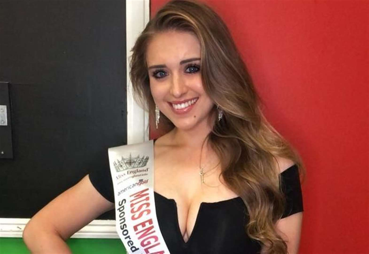Miss England finalist caught up in pub fracas