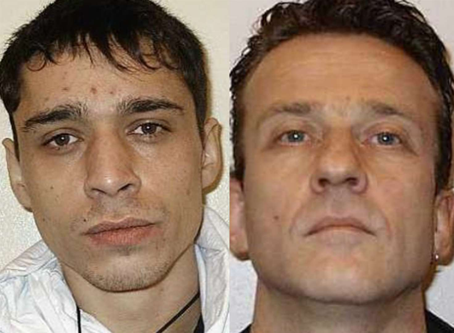 'Escaped' prisoners charged after manhunt