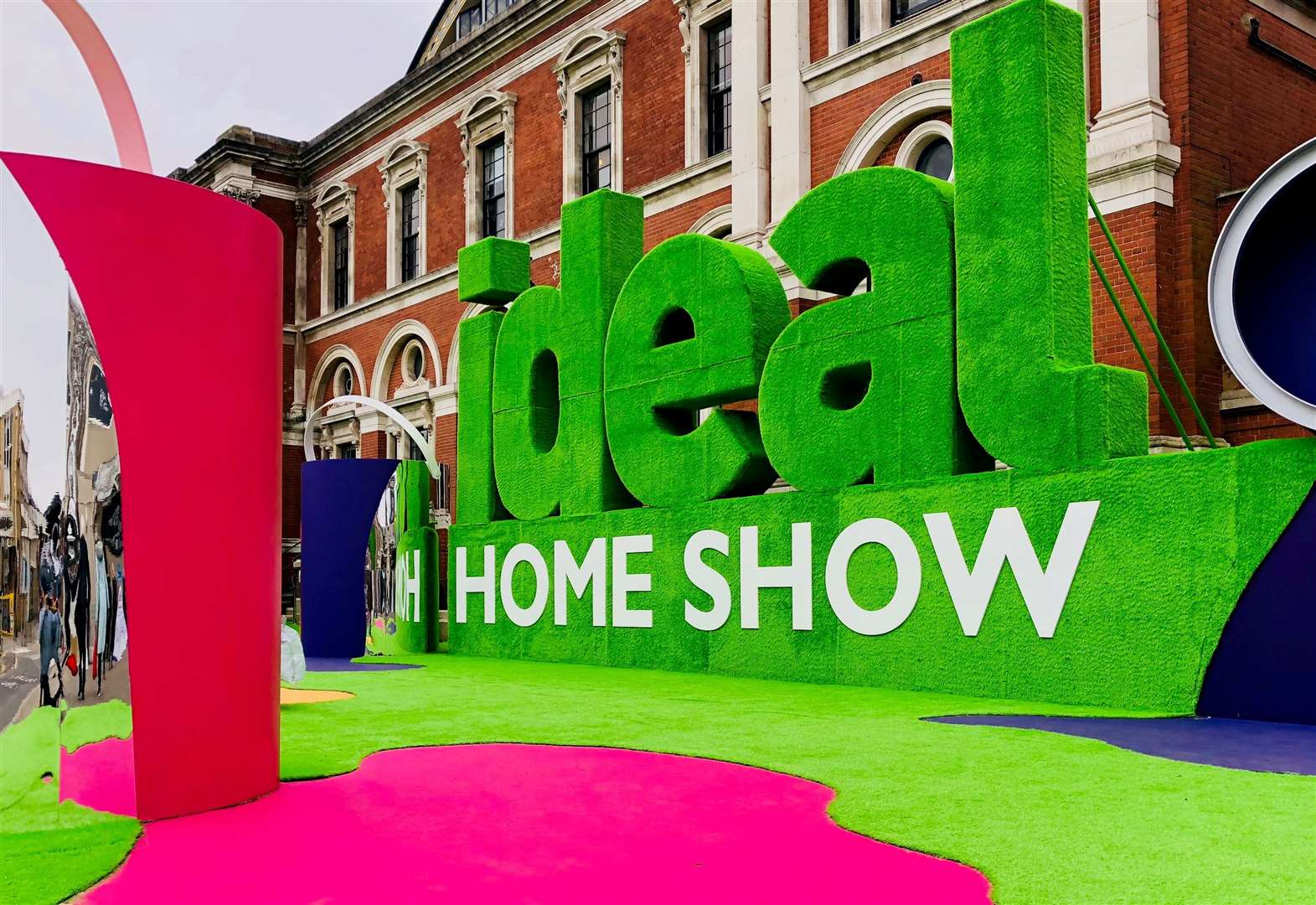 How to claim free tickets to the Ideal Home Show