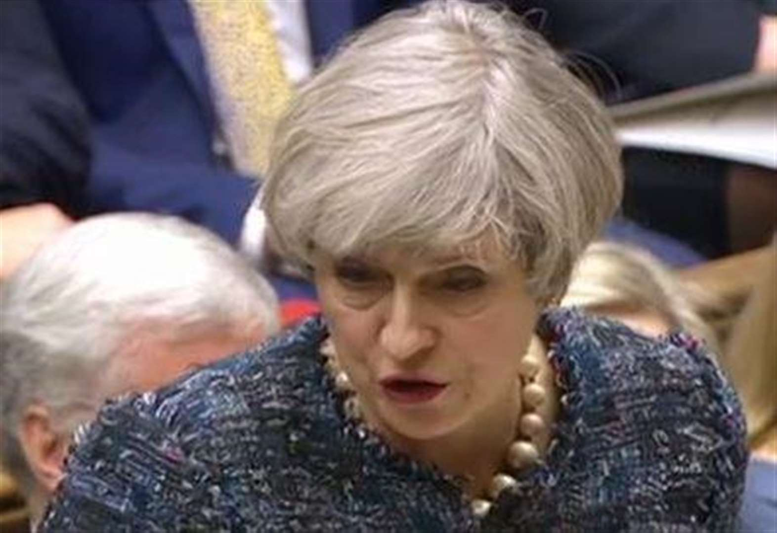 May survives vote of no confidence
