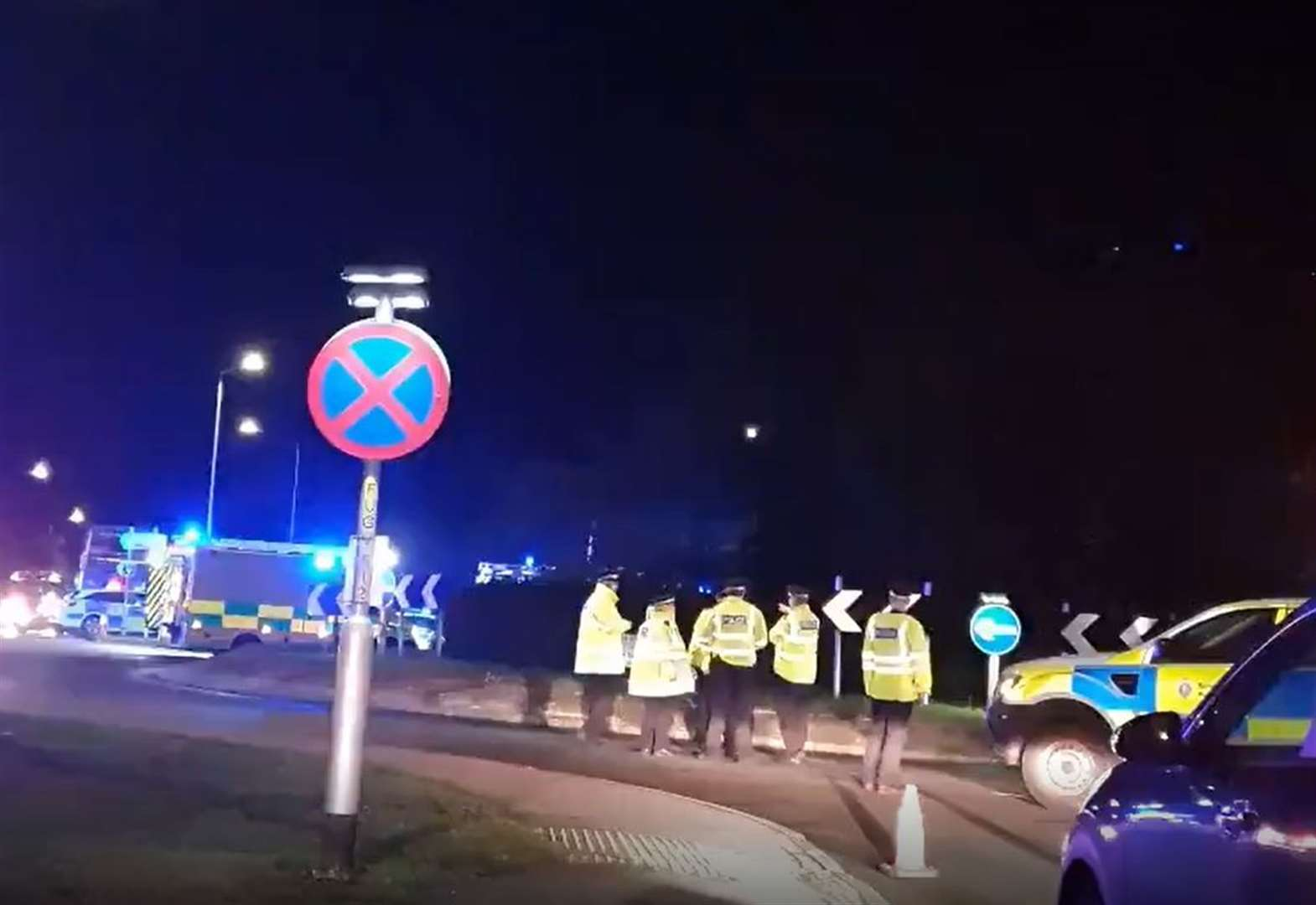 Cause of mum's fatal roundabout crash remains unknown