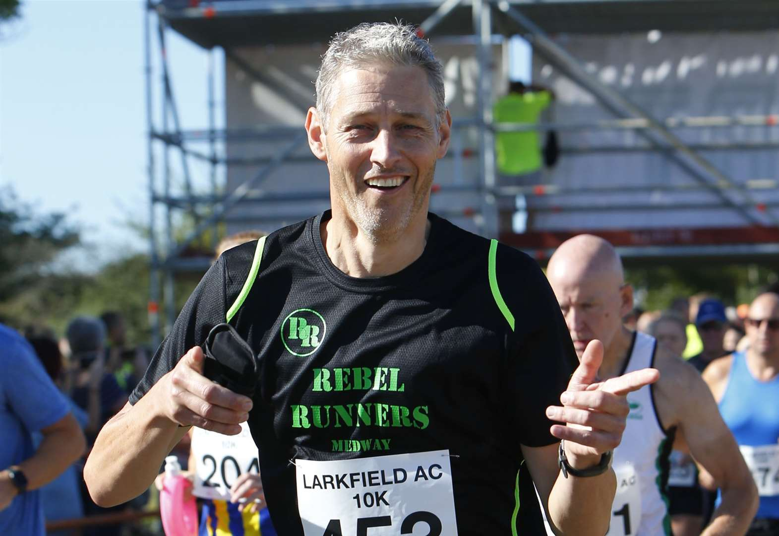 Larkfield 10k - top 10 pictures