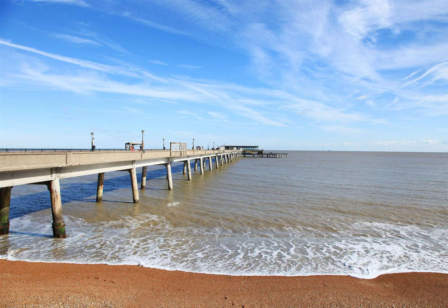 Deal Pier set to reopen after gas works closure