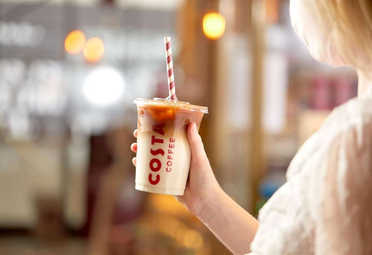 Costa's 50p drinks are back this week