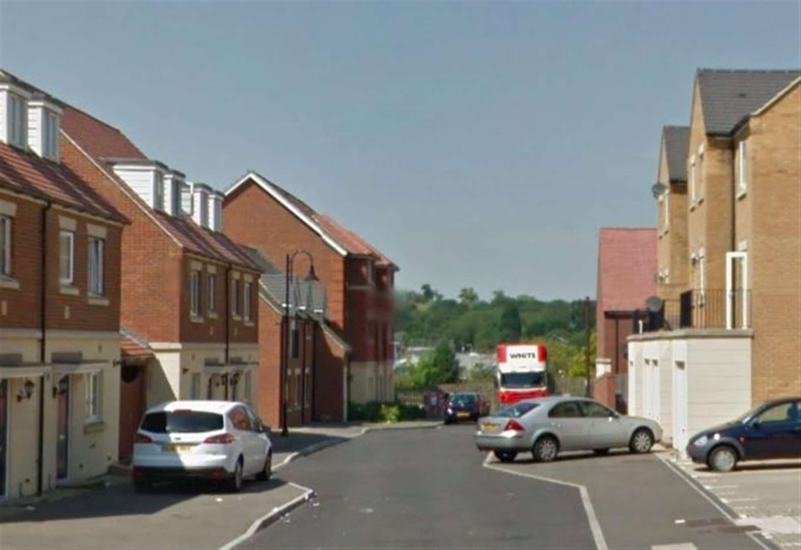 Man sprayed with 'unknown substance' during fight
