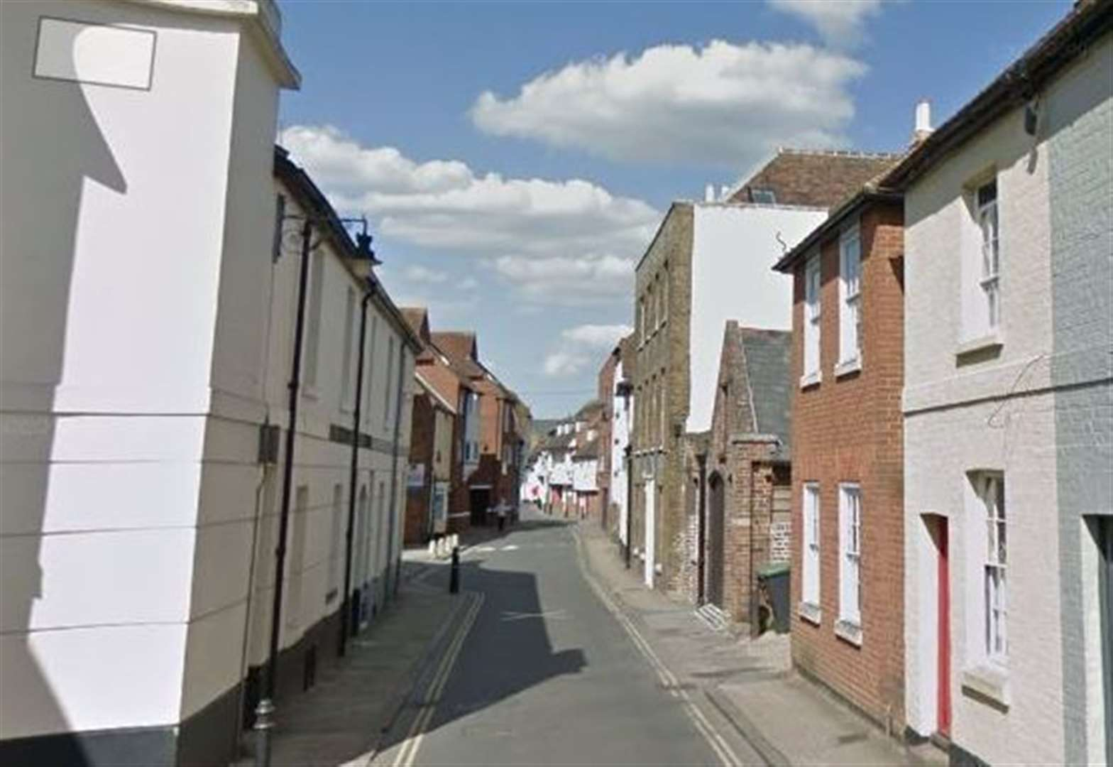 Rape arrest after woman 'attacked in alley'