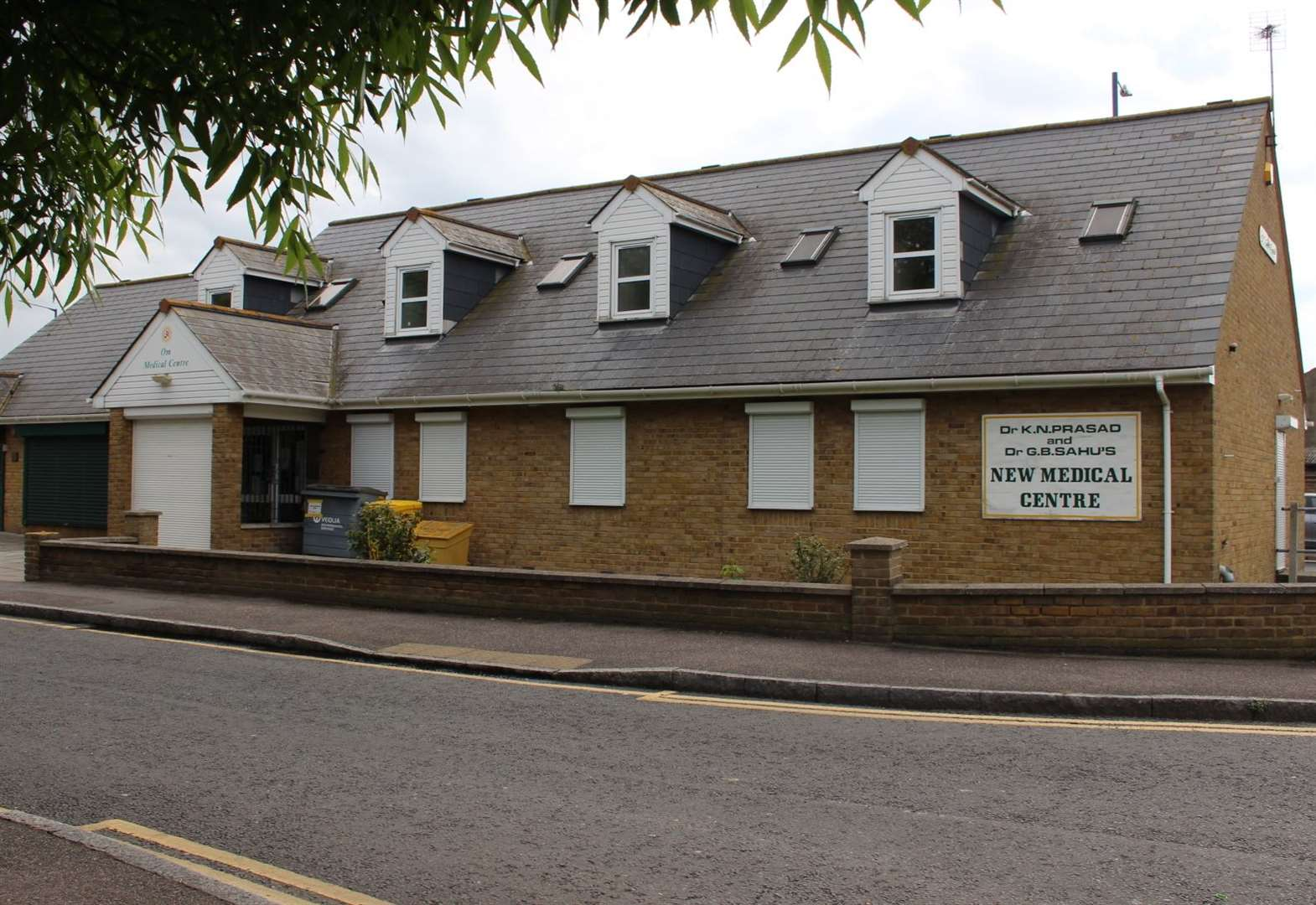 Medical centre improves after warning