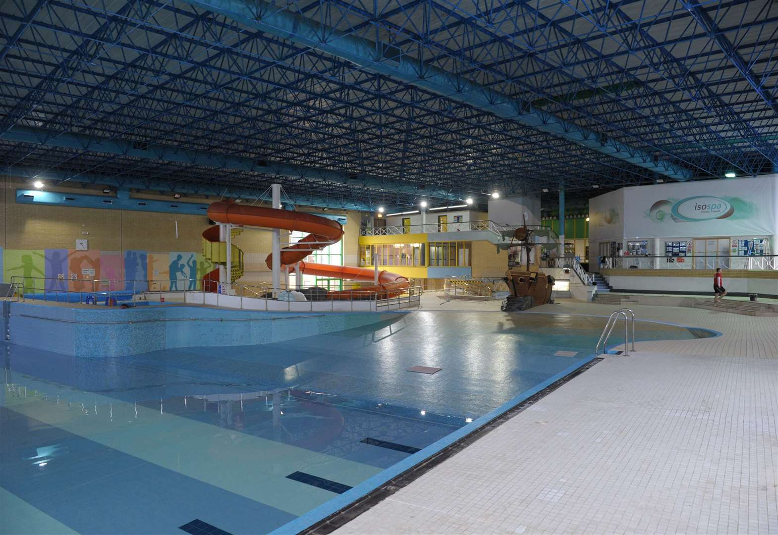 Pool set to reopen after six months