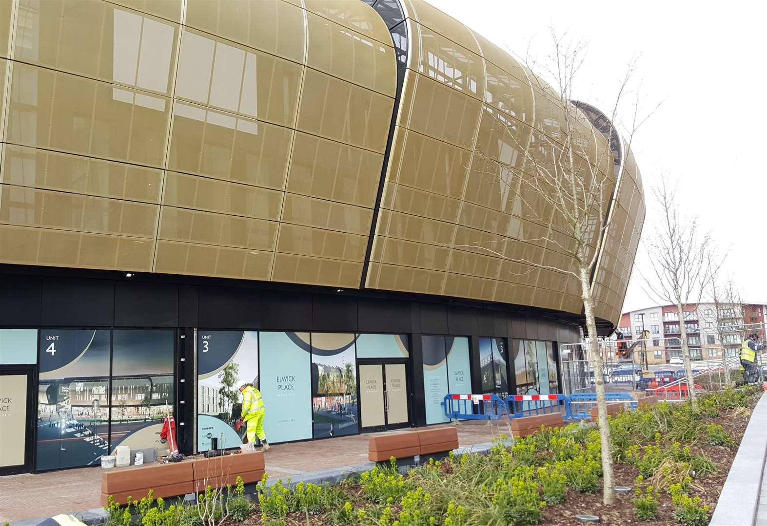 £75m leisure complex a 'ghost town'