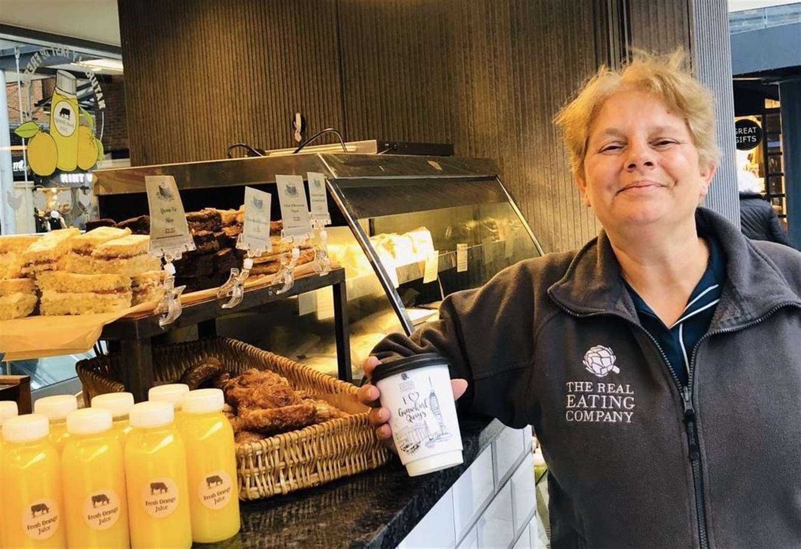 Cafe chain to open first Kent branch