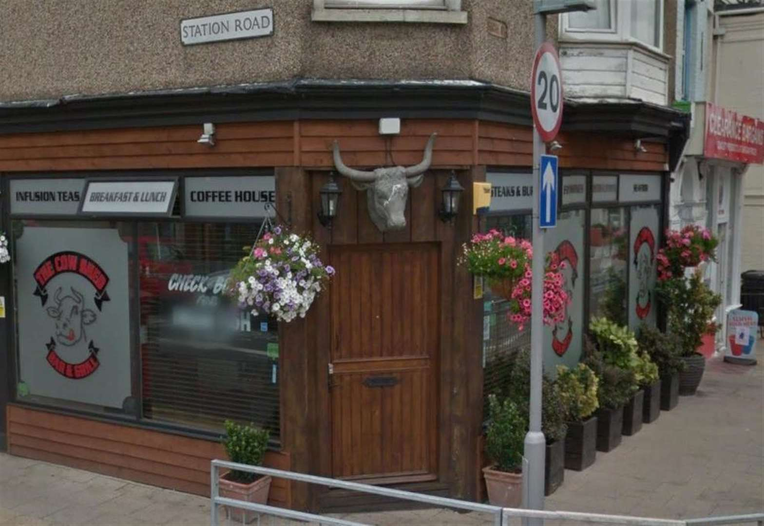 Two high street restaurants up for sale