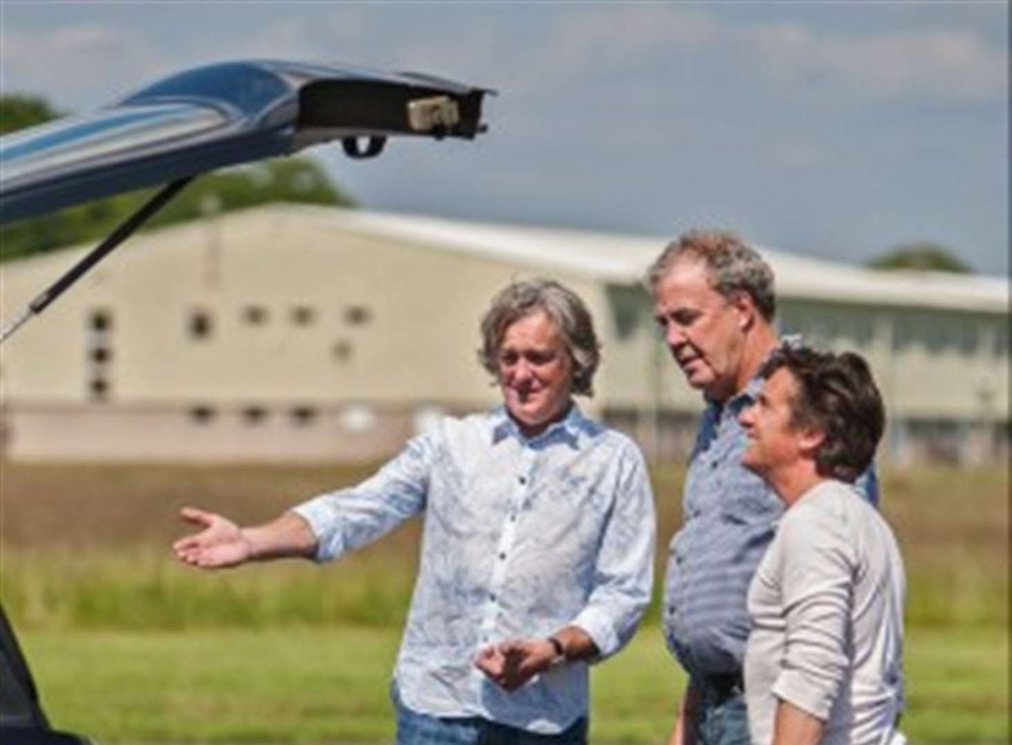 Top Gear Lydd edition on TV this weekend