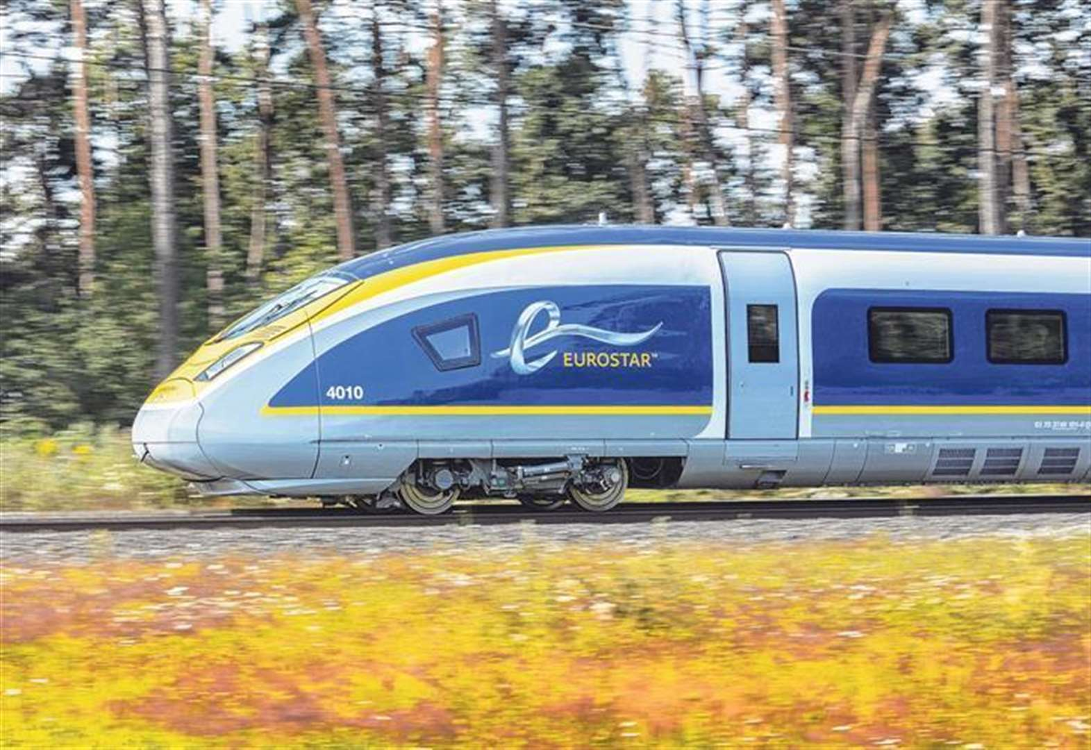 Unexploded bomb to disrupt Eurostar services