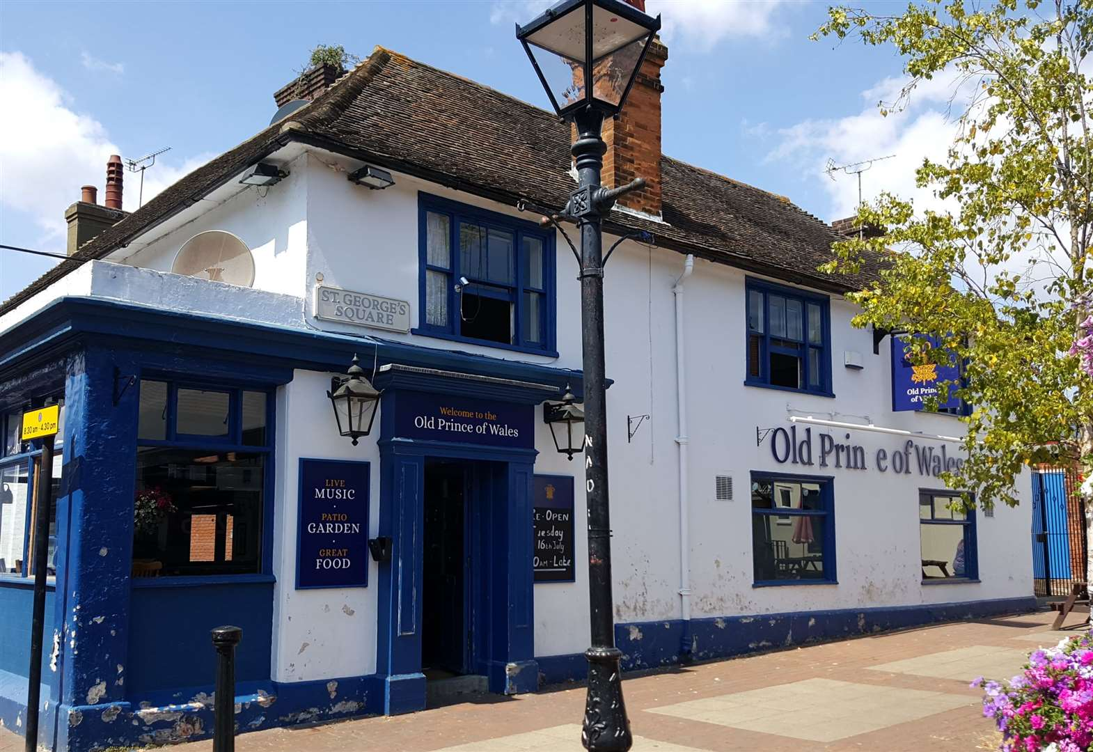 New lease of life for town centre pub
