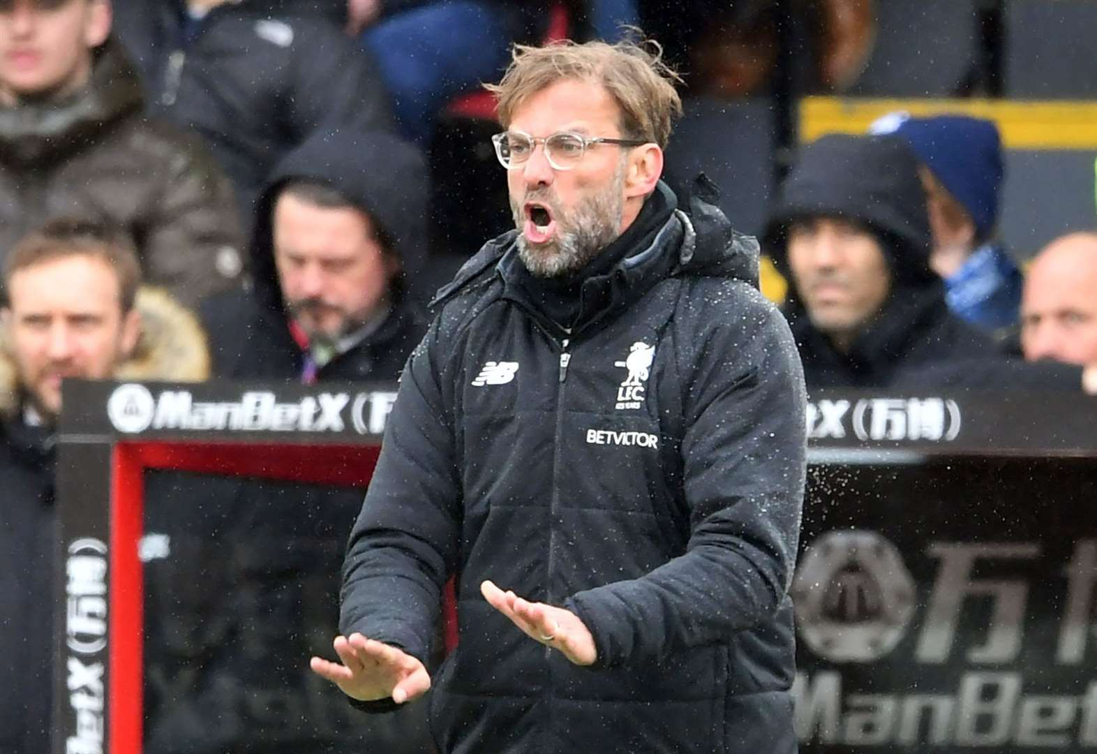 Evans learns off Anfield boss Klopp