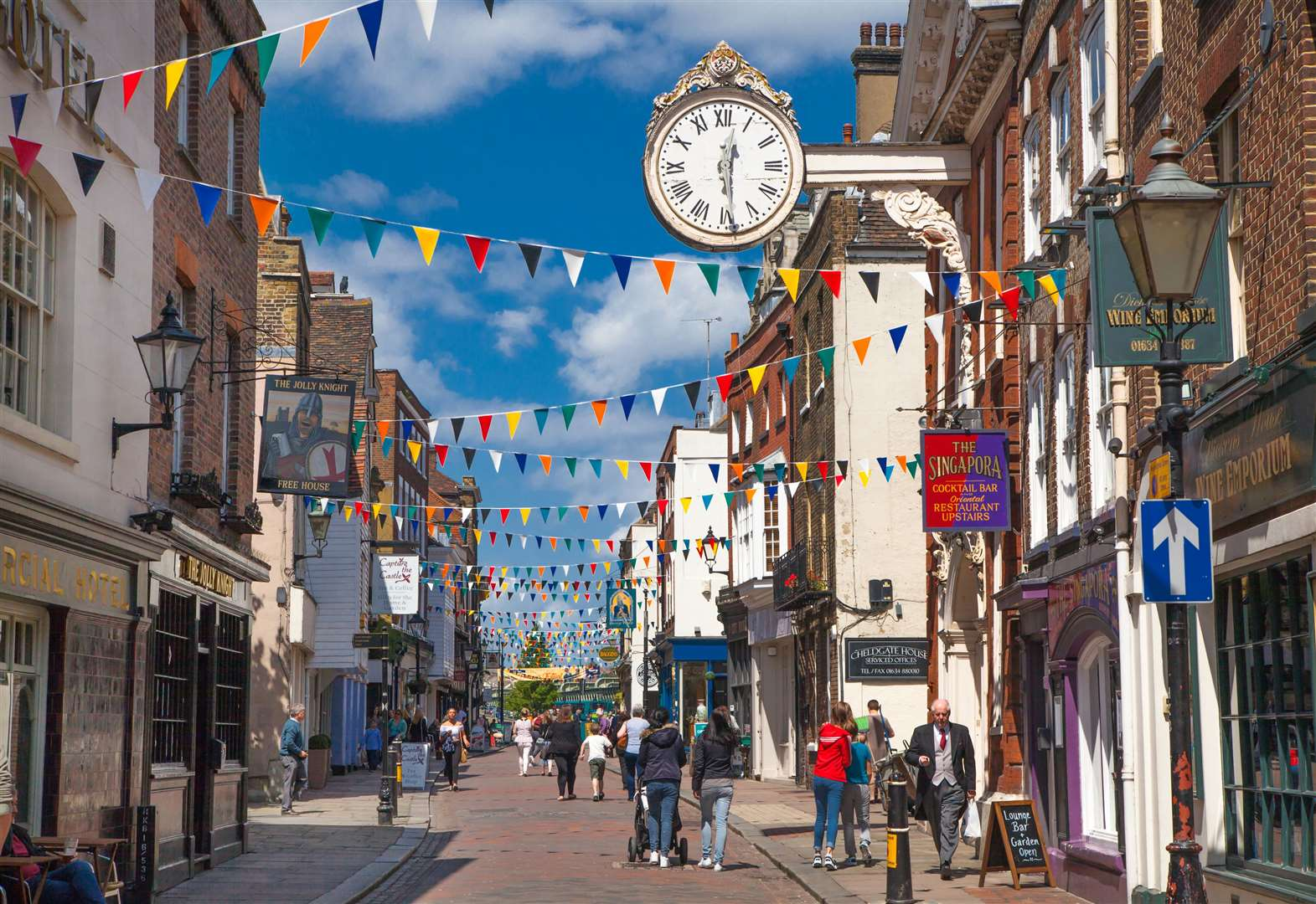 Kent town most in-demand in country