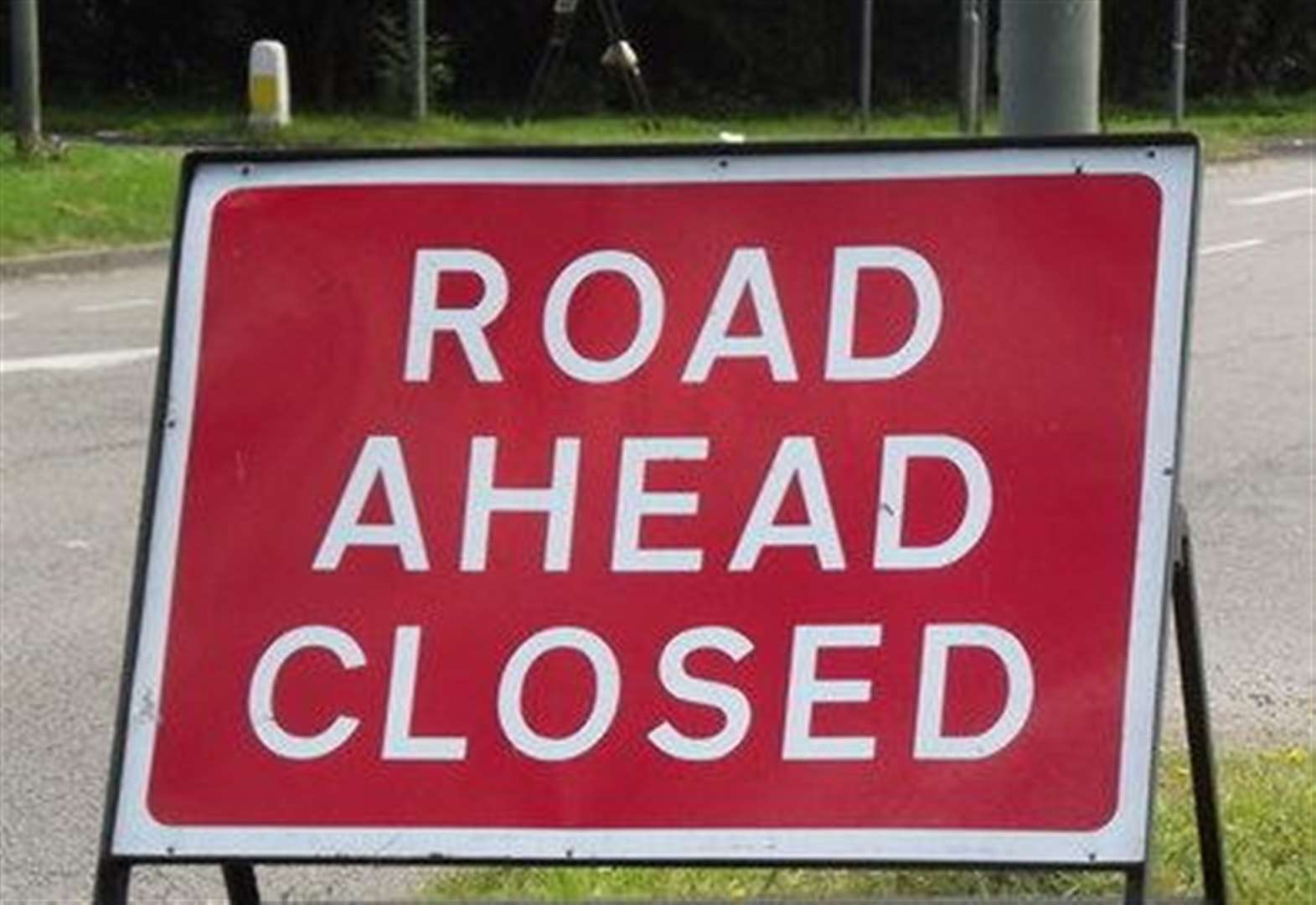 Weekend road closures to clash with summer holidays