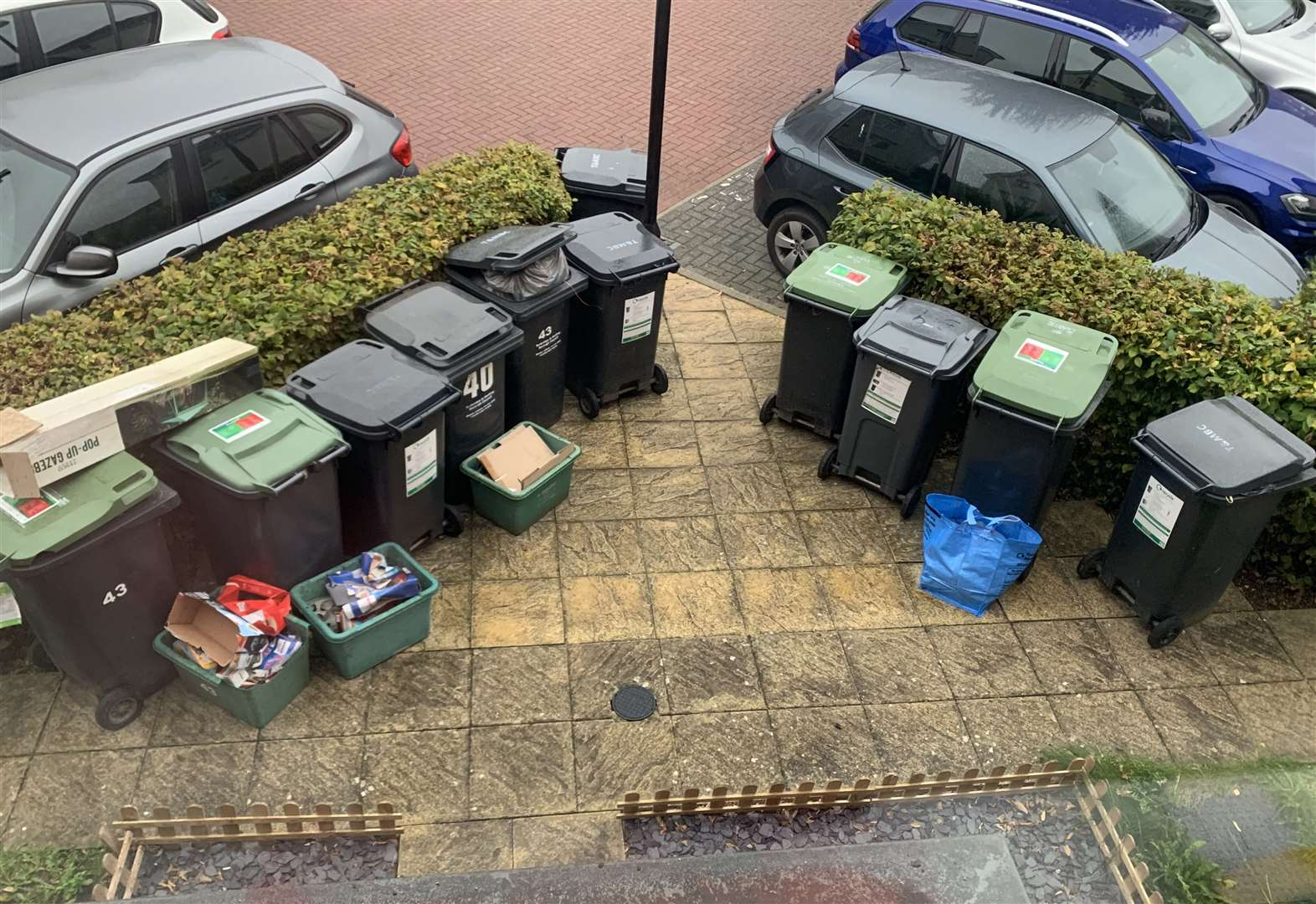 Council apology over new bin collection schedule