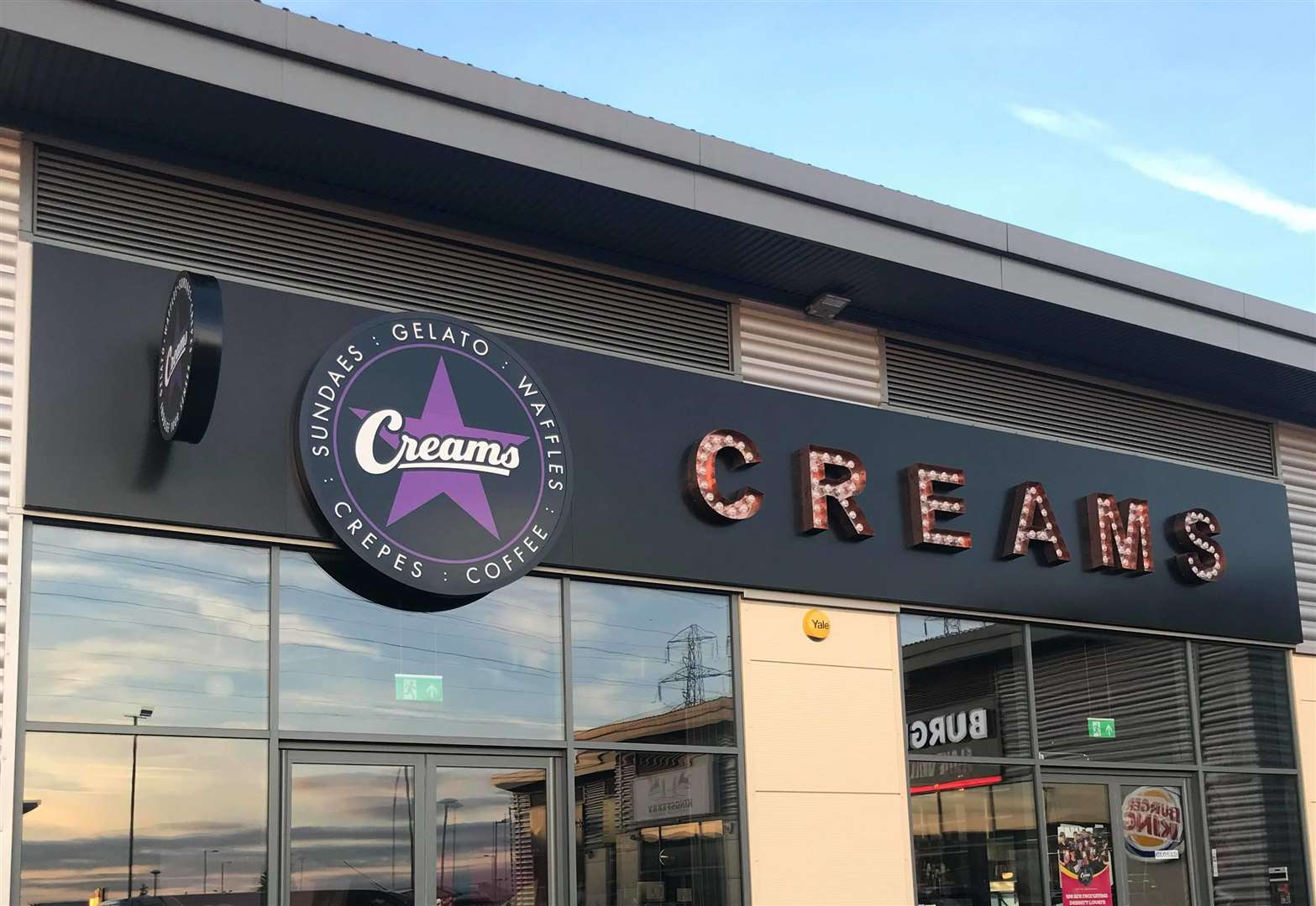 What a scoop! A new restaurant only selling puddings has opened in Kent.