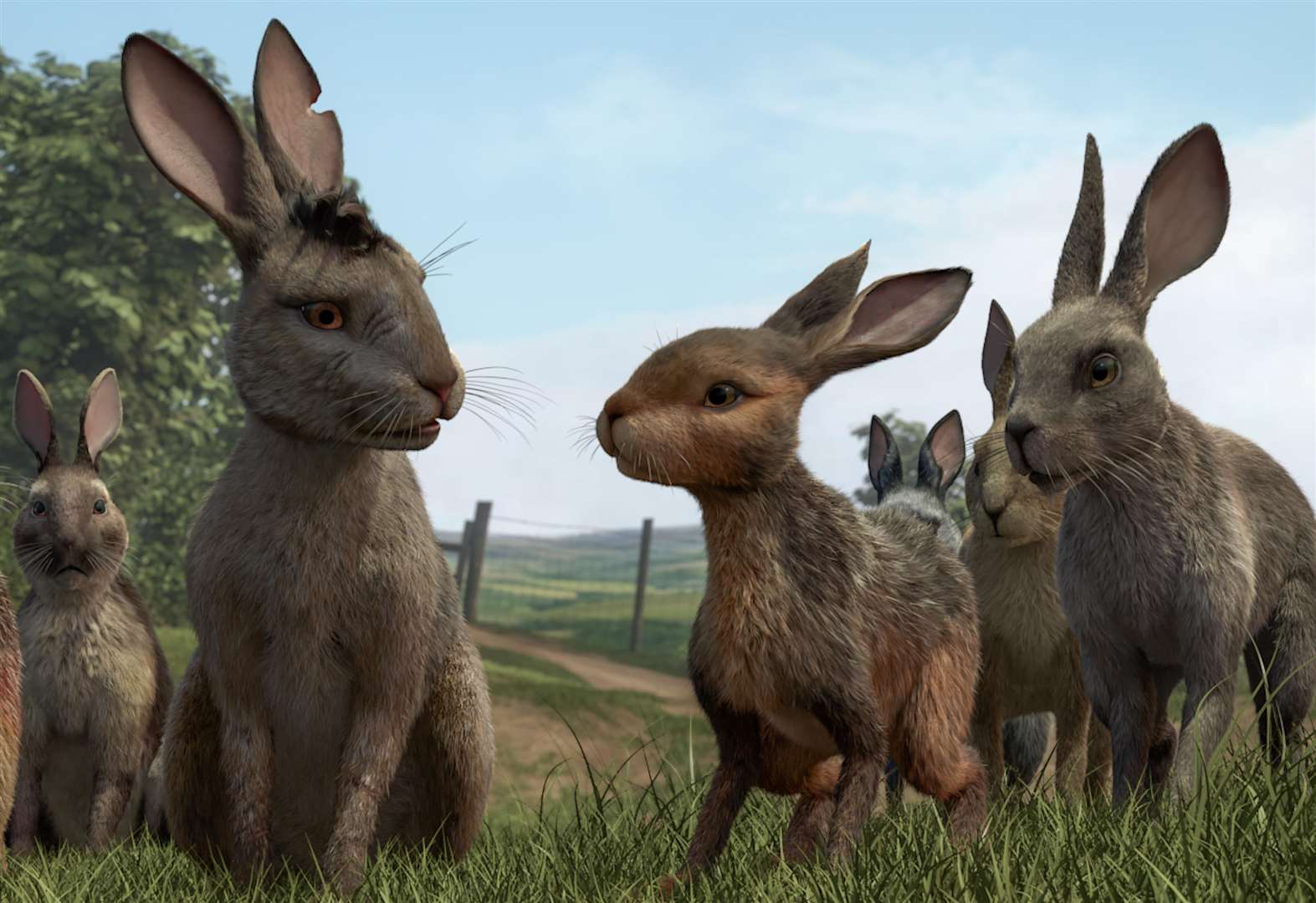 Festive TV: We preview the new Watership Down