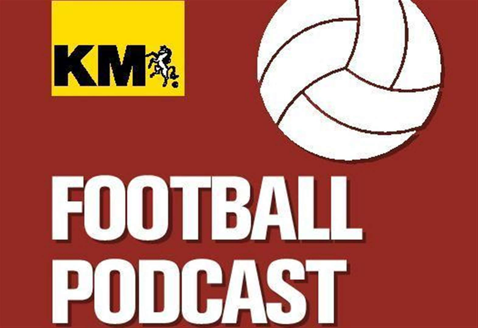 Listen to the first episode of the new KM Football Podcast