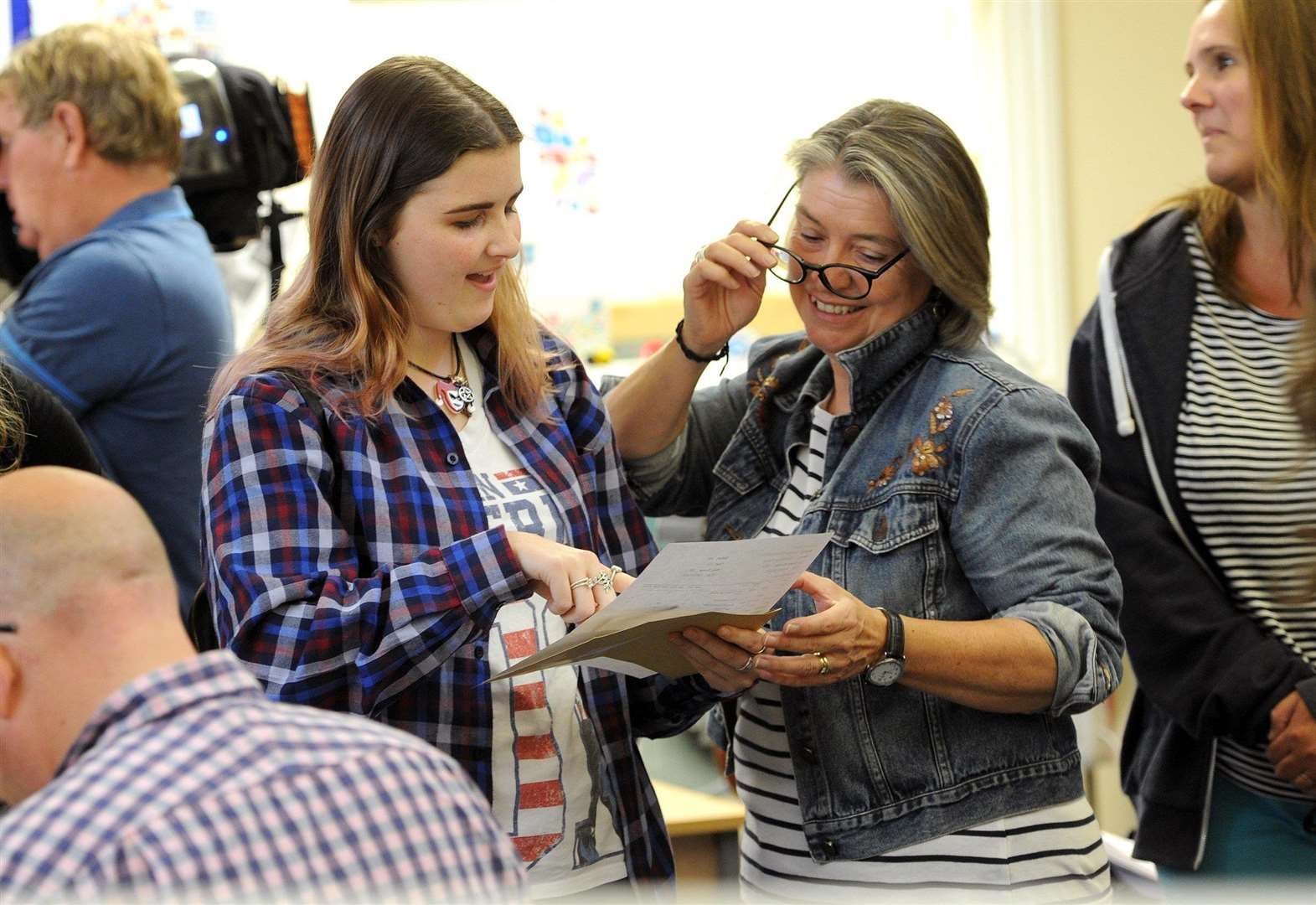 Live: Kent's A level results come in