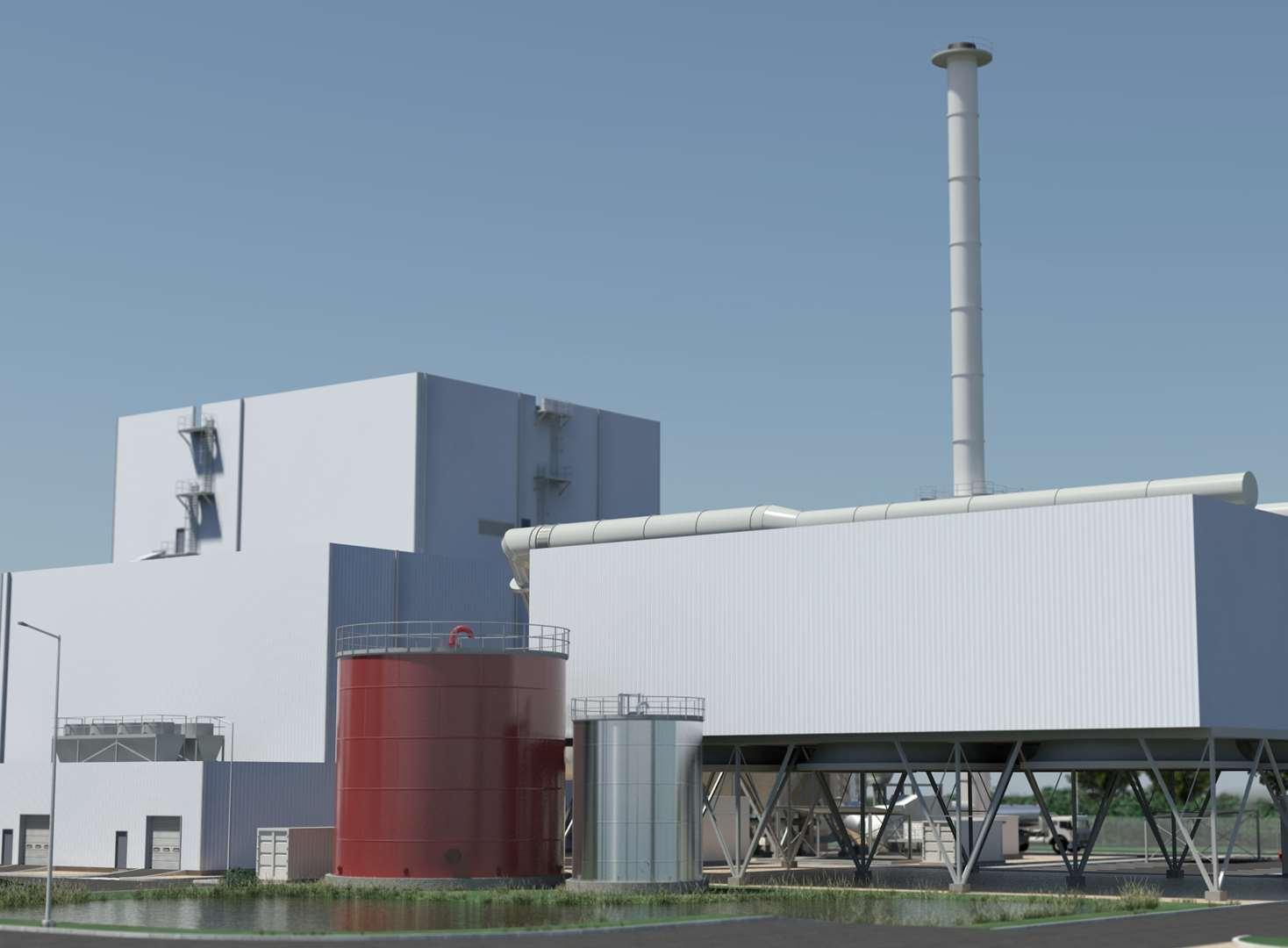 Power plant to go ahead