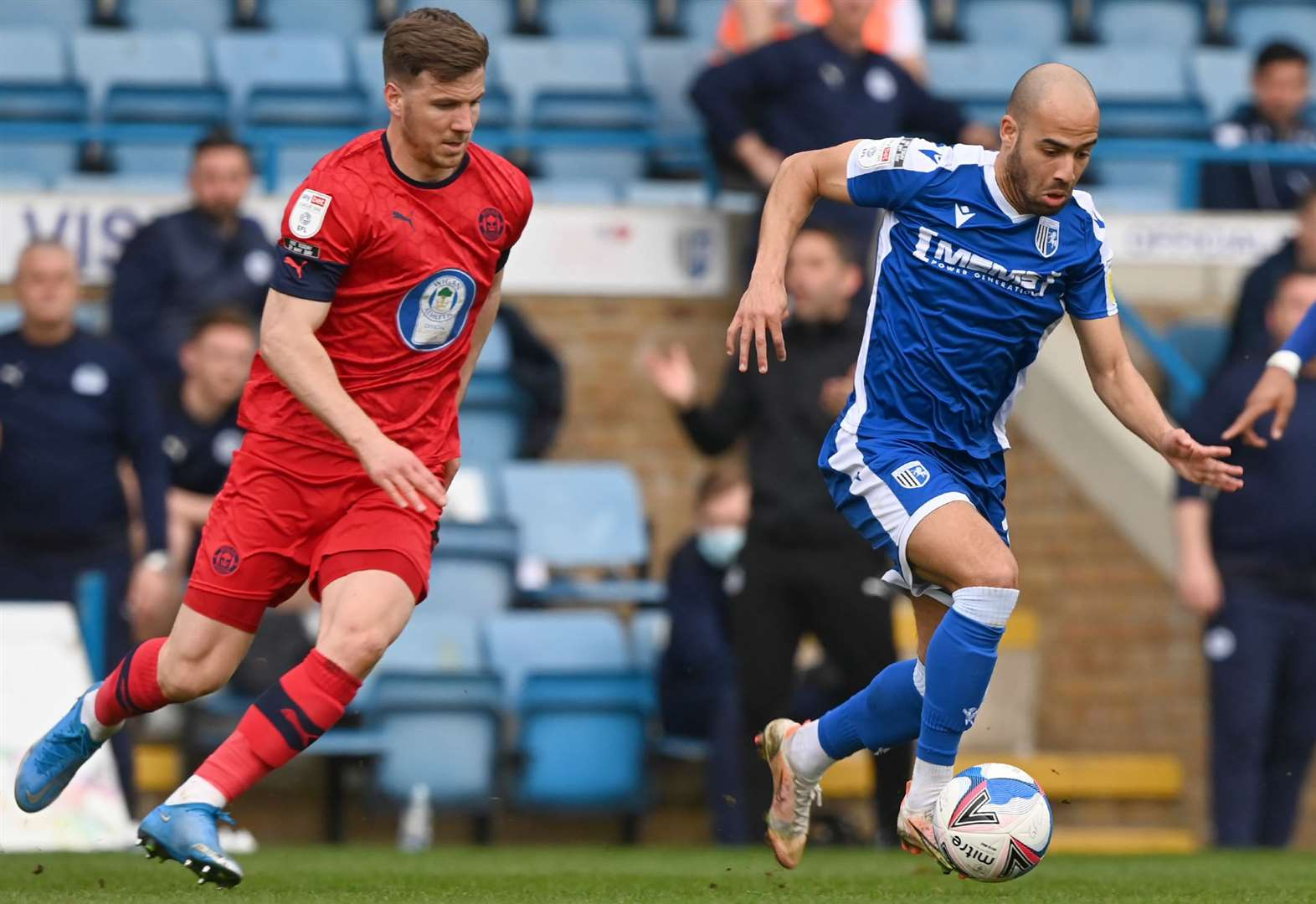 Graham: I'll forever owe Gillingham for their help