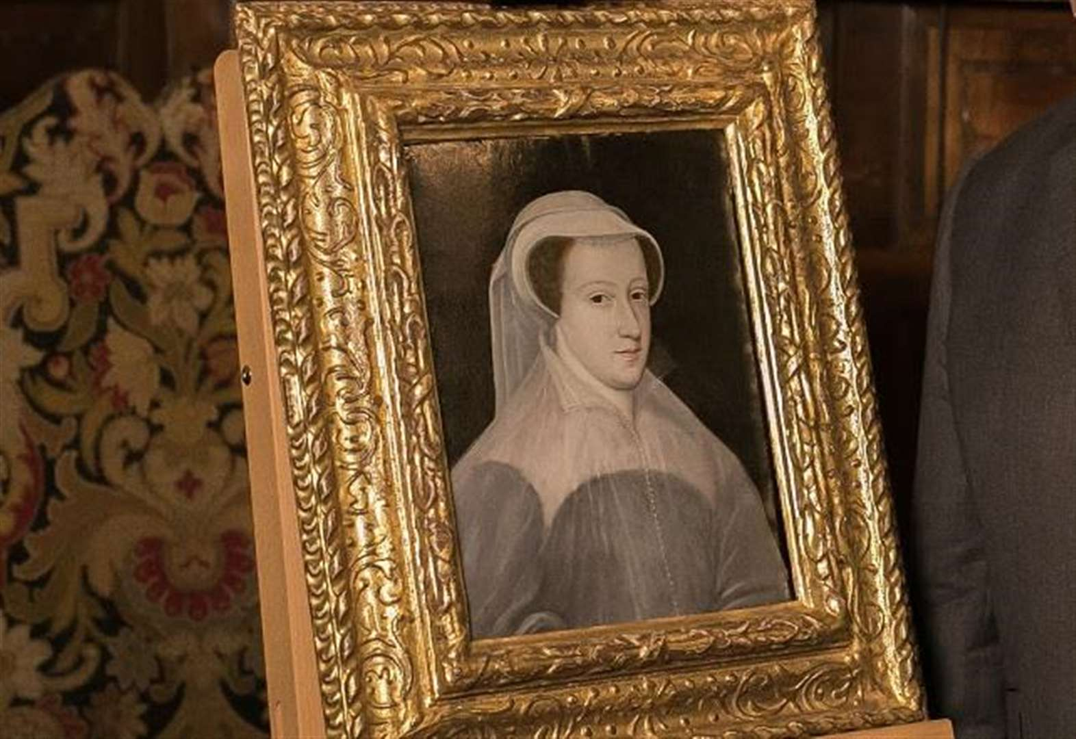 Rare painting of Mary Queen of Scots to go on display