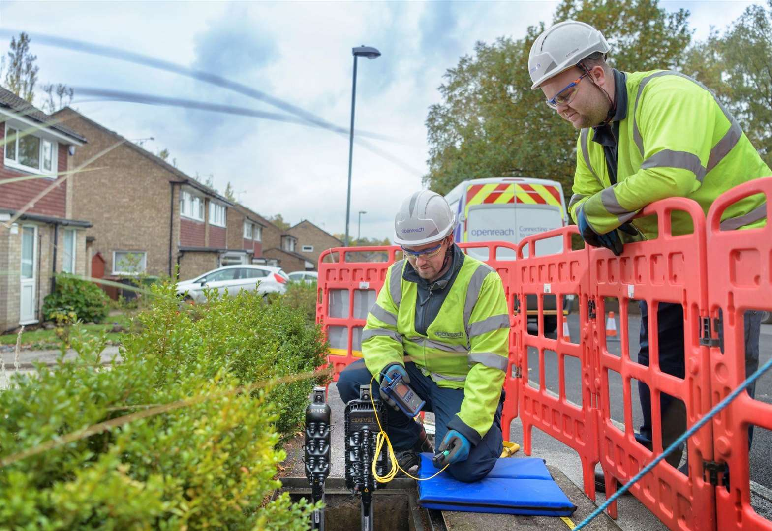 Openreach to hire 75 trainees in Kent