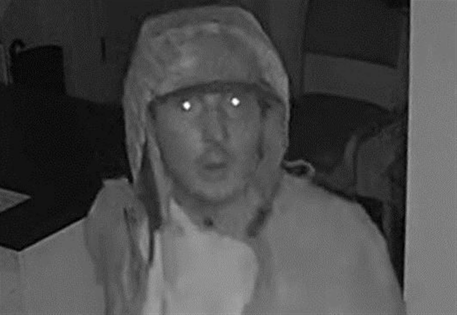 Intruder steals thousands of pounds worth of IT equipment