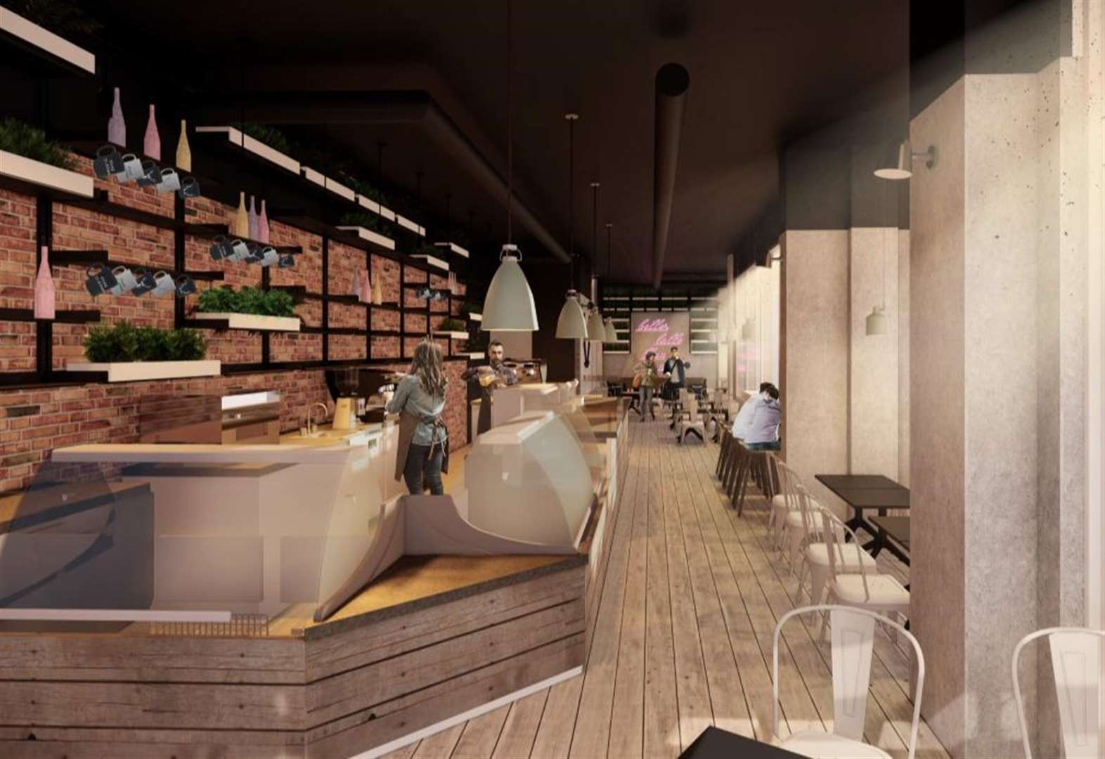 The Stag Maidstone >> The Stag Cocktail Bar And Coffee Shop To Open In Canterbury