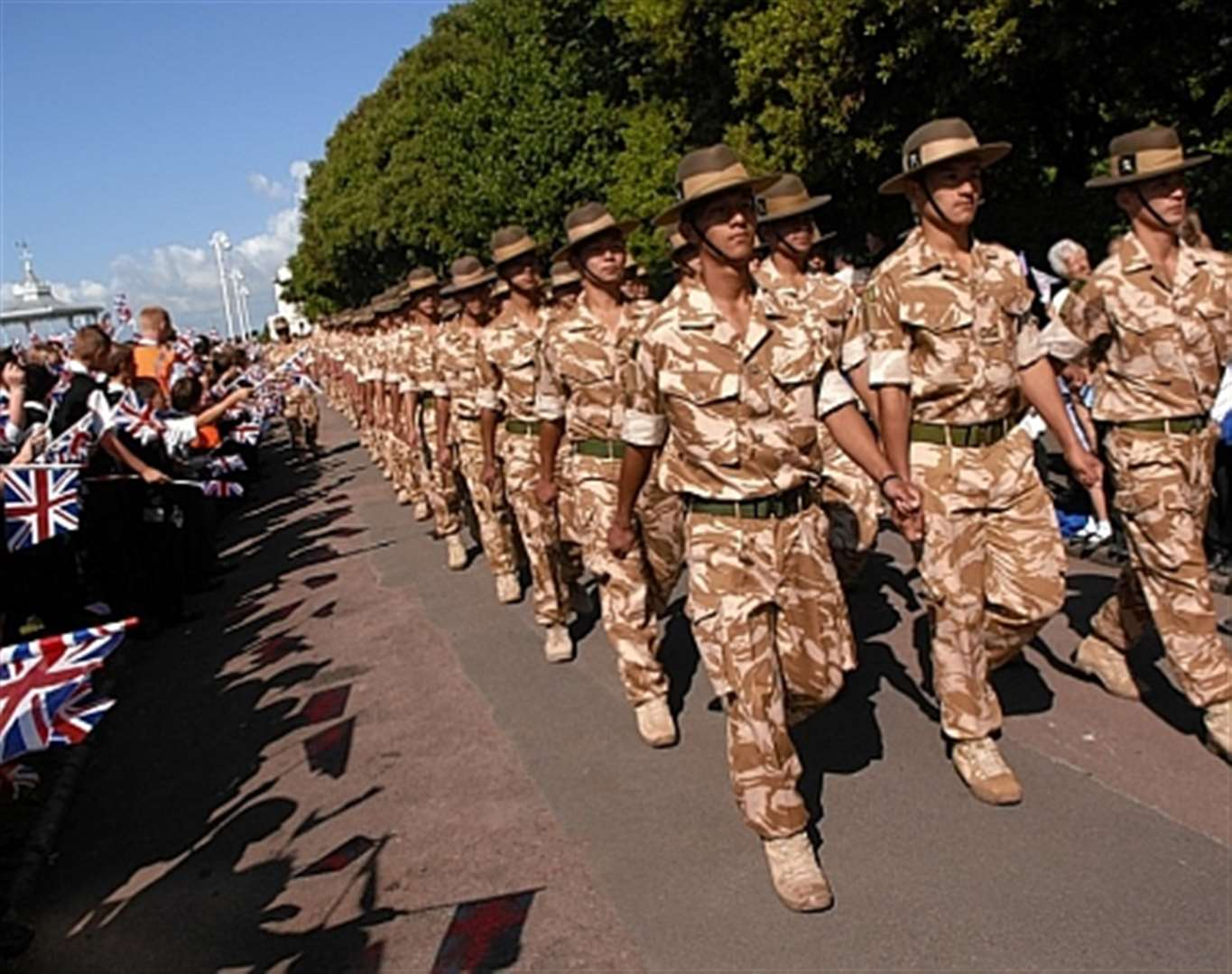 Gurkhas fight pensions battle
