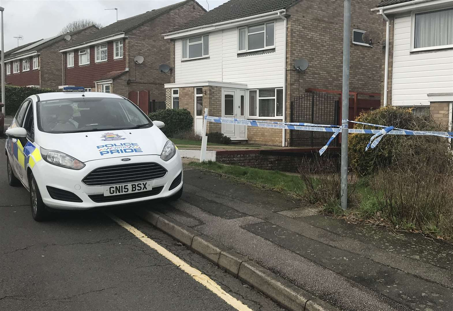 Police found woman's skeleton at house