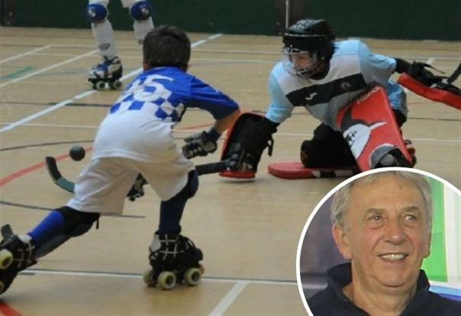 Our World of Sport: Roller Hockey