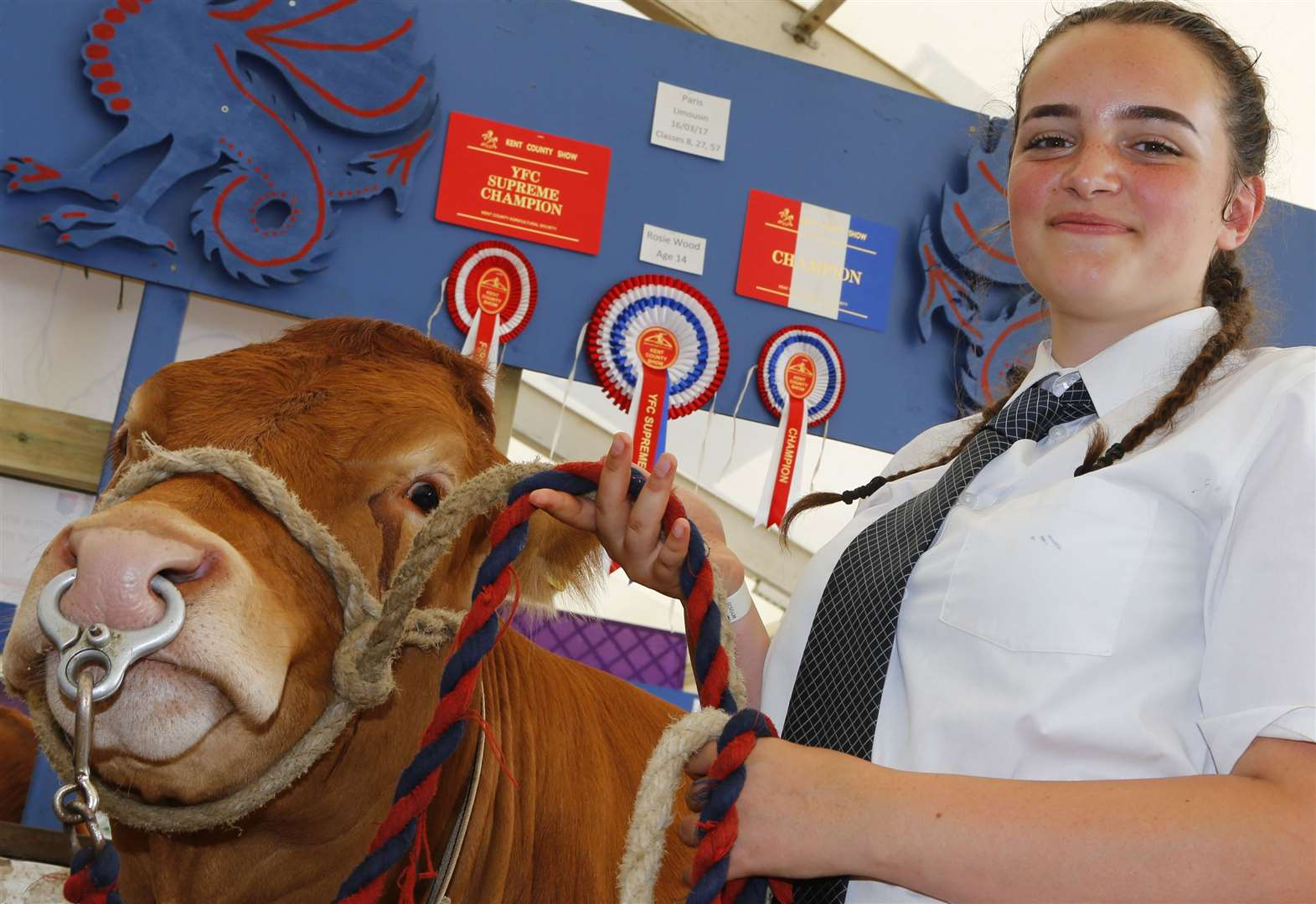 Win Kent County Show tickets for your school