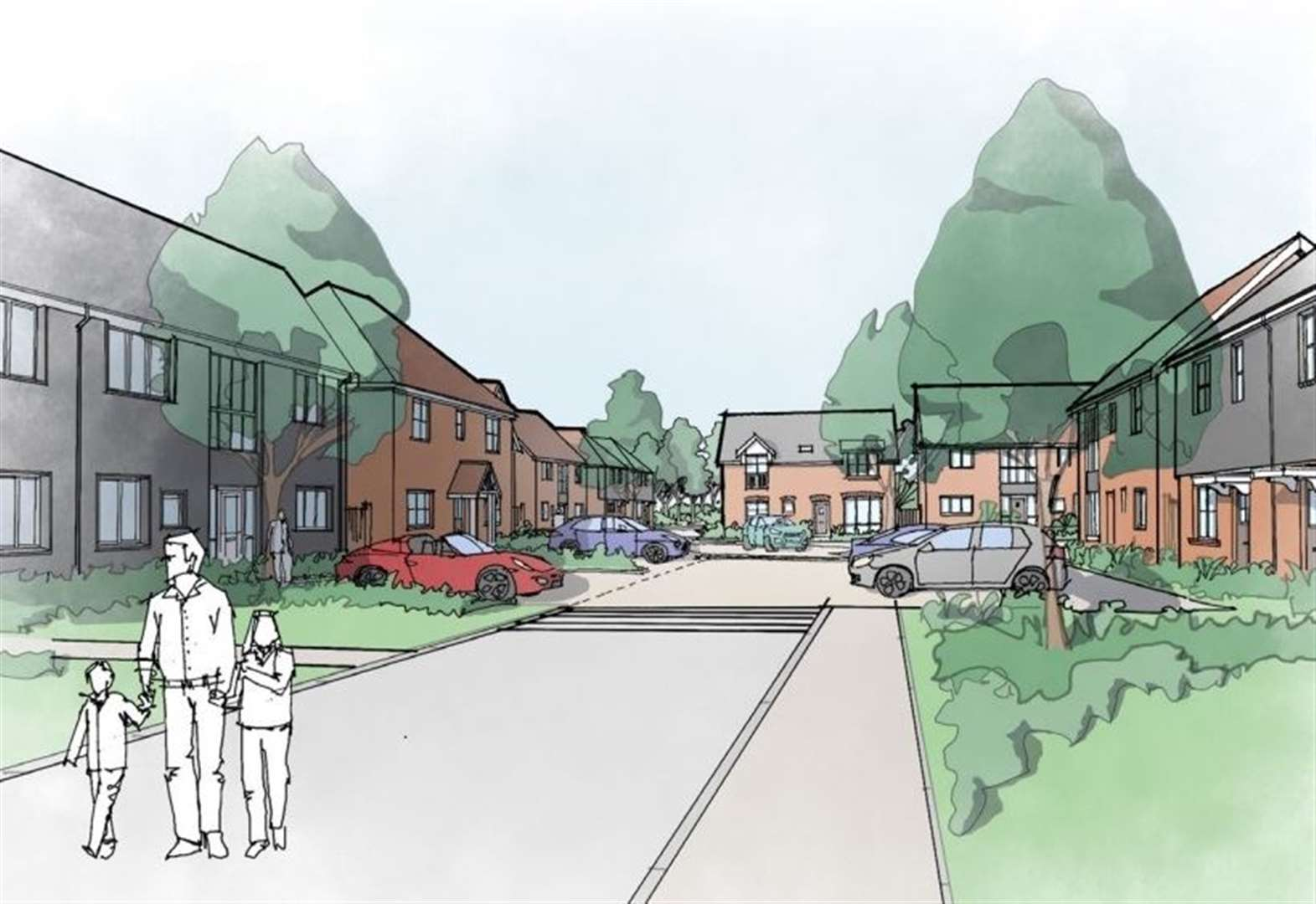 Builders poised to start on £230m estate