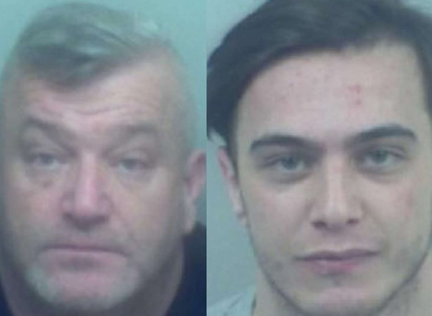 Father and son jailed over cash van robbery