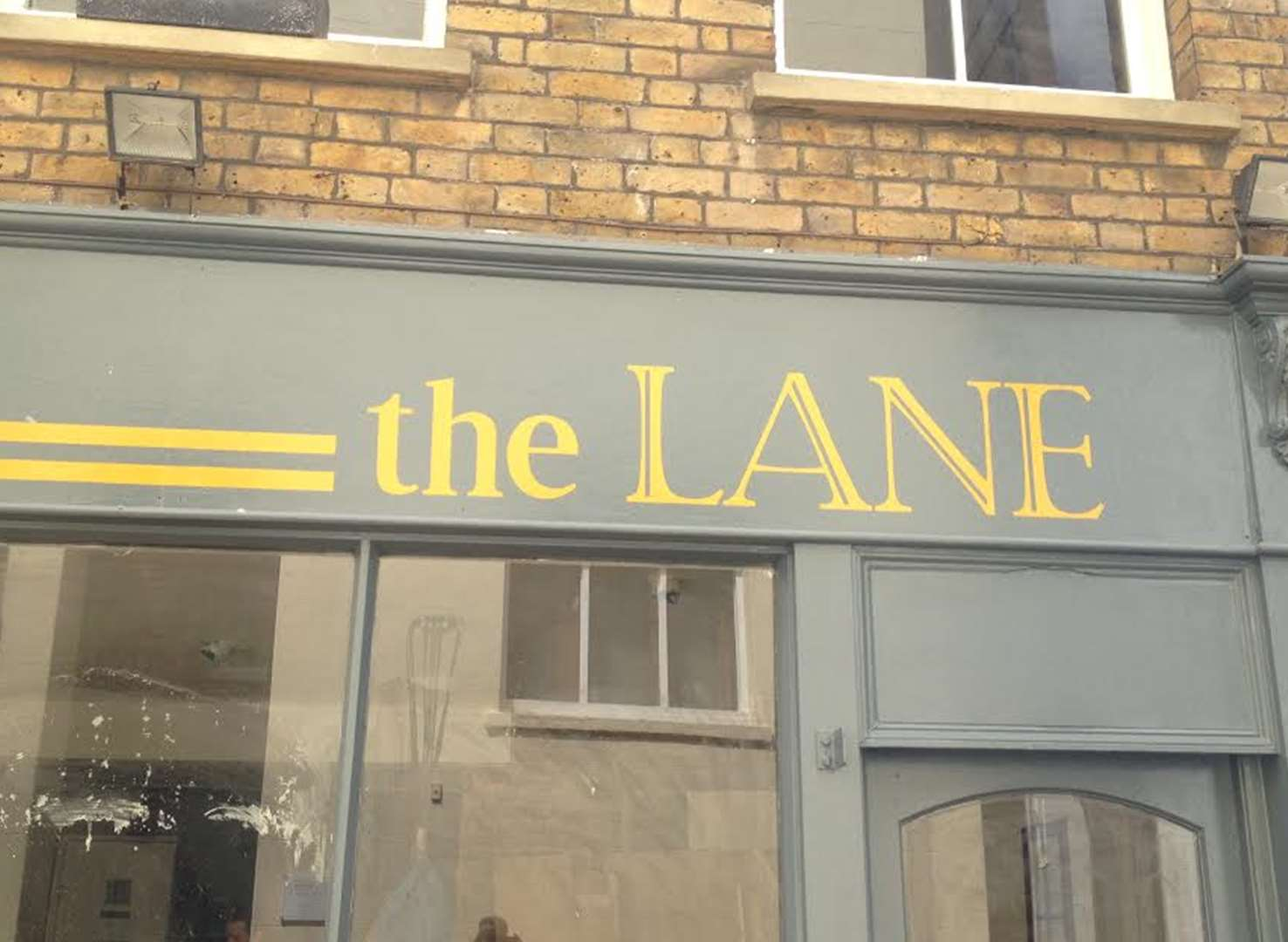 The Lane - a new addition to Deal