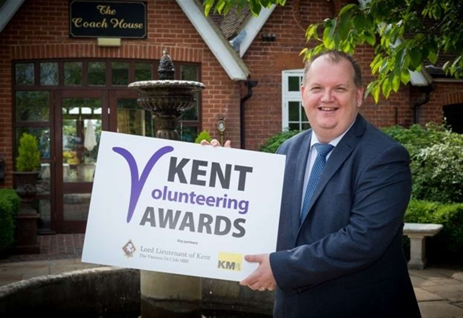 Specials inspire crime tsar's volunteering awards role
